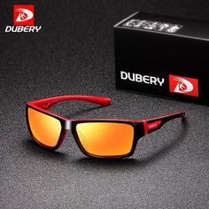 111e6a8cde35f DUBERY Polarized Sunglasses Men Women Driving Sport Sun Glasses For Men  High Quality Cheap Luxury Brand