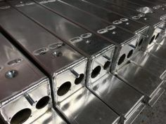 Custom sheet metal work produced for companies in England. Sheet Metal Work, Sheet Metal Fabrication, Metal Projects, Metal Working, England, Sheet Metal Shop, Metalworking, English, British