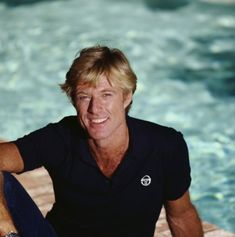 Robert Redford (1936) American actor, film director, producer, businessman, environmentalist, philanthropist, and founder of the Sundance Film Festival. He has received two Oscars: one in 1981 for directing Ordinary People, and one for Lifetime Achievement in 2002. In 2010 he was awarded French Knighthood in the Legion d'Honneur. At the height of his fame in the '70s and '80s, he was described as one of the world's most attractive men and remains one of the most popular movie stars.