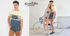 Feel your freedom ➔ http://www.kaotikobcn.com   #Kaotiko #clothing #freedom #moda #fashion #lifestyle #friends #summer