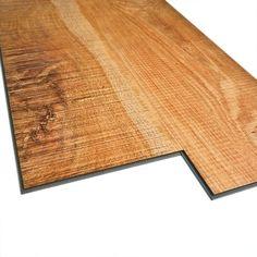 Monarch 7-in W x 48-in L Sawcut Handscraped Prairie Oak Luxury Vinyl Plank | Lowe's Canada