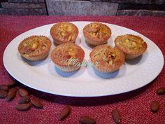 BRIOSE CU MANGO SI MIGDALE - Flaveur Mango, Muffin, Breakfast, Food, Manga, Breakfast Cafe, Muffins, Essen, Yemek