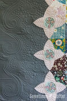 Quilting by Christina Lane | Sometimes Crafter