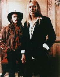 Greg Allman and Dickie Betts.