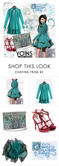"""""""Yoins-32 (122)"""" by irinavsl ❤ liked on Polyvore featuring Dorothy Perkins, Once Upon a Time, yoins, yoinscollection and loveyoins"""