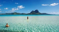island getaways  bora bora  bali, indonesia  palawan, philippines  palau rock islands  waimoku falls maui, hawaii  easter island  cuba  mar chiquita beach, puerto rico  sardinia, emerald coast  lord howe island, australia