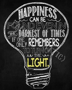 Harry Potter Happiness Can Be Found Printable Art by AndersAttic, $3.00