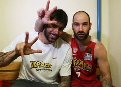 3 pointer for the win. Spanoulis printezis