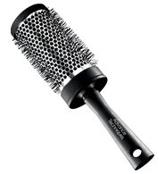 ADVANCE TECHNIQUES Large Barrel Brush - Use with blow dryer to add body, bounce and volume. Perfect pick to add volume and body to medium-to-long hair.