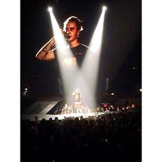 Show Picture #purpose #justinbieber #purpose2016 #purposetour2016 #purposetourseattle