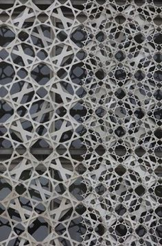Office Tower Qatar Doha  #Jean #Nouvel Pinned by www.modlar.com