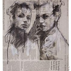Guy Denning - The Whisper   Oeuvre d'Art en Vente Artsper
