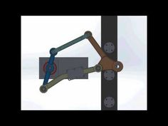 Bolt Insertion Six-bar Linkage - YouTube