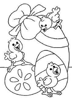 33 cool coloring pages from Easter to print! Easter Coloring Pages, Coloring Sheets For Kids, Cool Coloring Pages, Animal Coloring Pages, Coloring Books, Easter Arts And Crafts, Easter Egg Crafts, Easter Bunny, Easter Templates