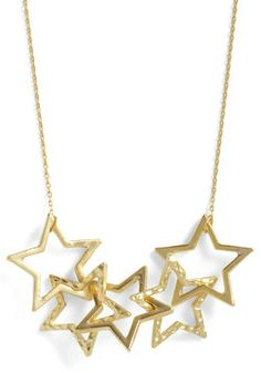 Few and Star Between Necklace, #ModCloth