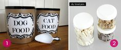 Roundup: 10 Easy DIY Projects For Your Pets and Furry Friends » Curbly | DIY Design Community