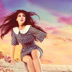 Fashion Gone Rogue:    Lana Del Rey Stars in Manga-Inspired Shoot for Numéro Tokyo by Mariano Vivanco... www.fashion.net