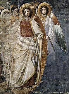 Giotto di Bondone ~ Last Judgement (detail), Cappella degli Scrovegni (Arena Chapel), Padua, 1306