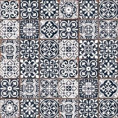 Patchwork Tiles Great Beautiful Bathrooms To Help You Achieve Spa - Affordable encaustic tiles