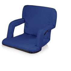 ONIVA - a Picnic Time Brand Portable Ventura Reclining Stadium Seat for Bleachers Stadium Seats For Bleachers, Stadium Seat Cushions, Stadium Chairs, Chair Cushions, Camping Furniture, Camping Chair, Backpack Camping, Fold Up Chairs, Automobile