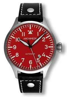 Archimede - Pilot 42 Red