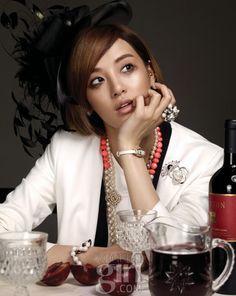 애프터스쿨, 주연 Vogue Girl 한국, 2012년 9월 (After School, Joo-Yeon in Vogue Girl Korea, September 2012)