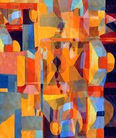 "PAUL KLEE. ""Temple garden"" 1920"