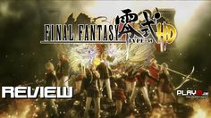 Final Fantasy Type-0 HD | Review | Test | PS4 | Xbox One
