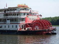 I spent one of my best vacations EVER on the Delta Queen.