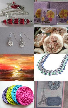 Mother's Day Gift Ideas -- by amydscrochet.etsy.com