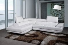 Tips That Help You Get The Best Leather Sofa Deal. Leather sofas and leather couch sets are available in a diversity of colors and styles. A leather couch is the ideal way to improve a space's design and th Clean White Leather, White Leather Sofas, Leather Corner Sofa, Leather Sectional Sofas, Leather Bed, White Sofas, Sofa Sofa, Colorful Couch, Sofas For Small Spaces