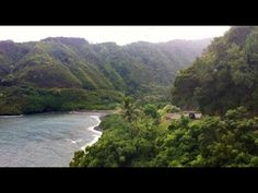 Mile Marker by mile marker video tour of the Road to Hana