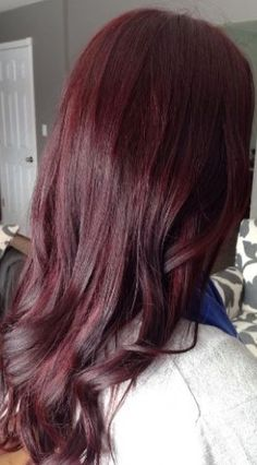 Cherry Cola Color inspiration @znevaehsalon #salon #knoxvilletn #znevaehsalon