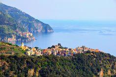 Mala de Viagem - Cinque Terre, Liguria, Italian Riviera, Italy #CinqueTerre #Liguria #ItalianRiviera #Italy #Maladeviagem