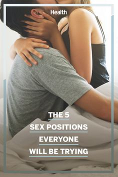 Experts share the five new sex positions that are going to be popular this year. #sex #sexpositions #sexualhealth #sexadvice