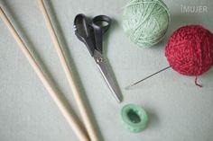 Cómo hacer un chaleco tejido a dos agujas - IMujer
