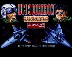 U.N. Squadron (Amiga)