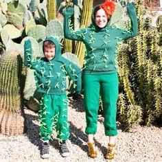 cactus costume!