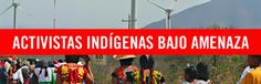 Ta' Pedro y familia denuncian en la sesión del CNI-Istmo a Gas Natural Fenosa por el despojo de tierras y amenazas de muerte.