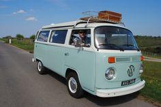 Belinda Bus - 1972 VW Camper Hire in Croydon for 100 per day