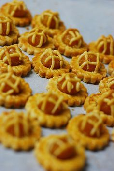 Chinese New Year: Pineapple Tarts by Amyq, via Flickr