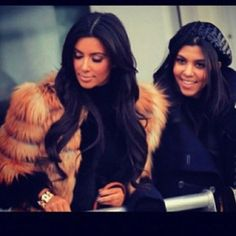 #kim kardashian  #fur #