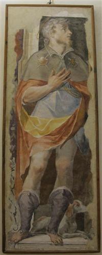 The house of Giorgio Vasari in Arezzo - Giorgio Vasari