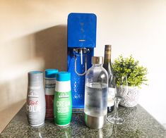 Who Wants To Win A Sodastream Source Metal Edition Worth R2000??