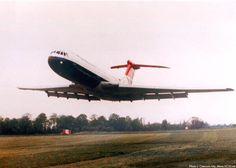British Airways VC10