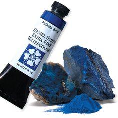 Phtalo blue - Daniel Smith