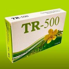Complementos alimenticios-vitamínicos : TR-500 4 CAPS