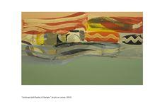 Stuart Rushworth - landscape-with-basket-of-oranges-2015