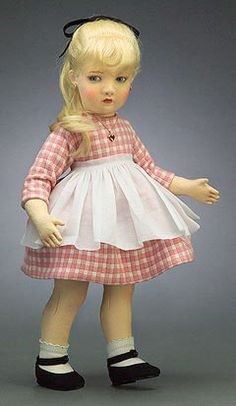Edith, The Lonely Doll, by R. John Wright