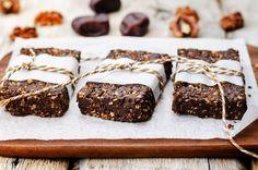 Healthy Raw Energy Bars Recipe – Kayla Itsines